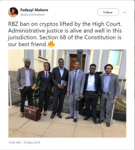 Zimbabwe Tweet