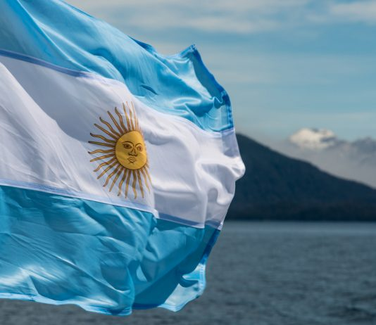 CryptoMode Argentina Flag