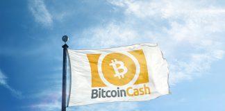 CryptoMode Bitcoin Cash Flag