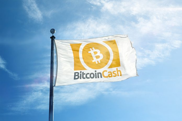 CryptoMode Bitcoin Cash Flag