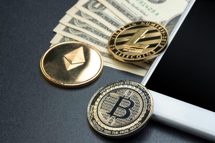 Cryptocurrency money Crypto 101