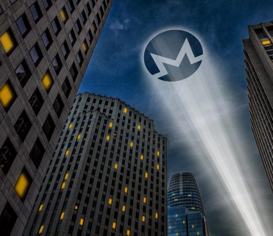 CryptoMode Monero Night Sky