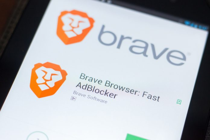 brave browser BAT