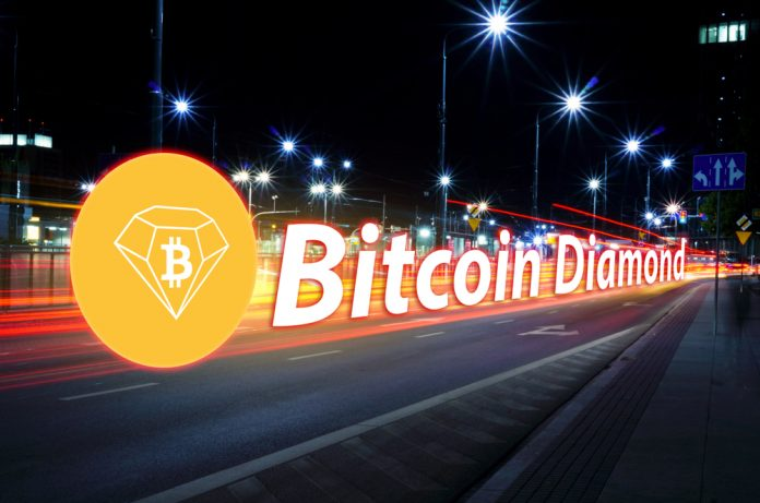 Cryptomode Bitcoin Diamond Price Pump