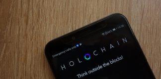 CryptoMode Holo Price Uptrend