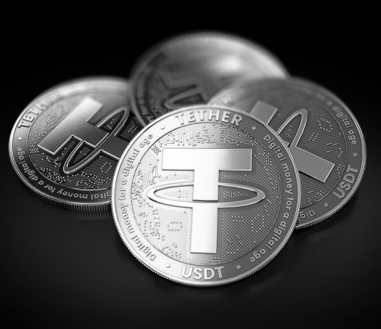 CryptoMode USDT price Decline Tether