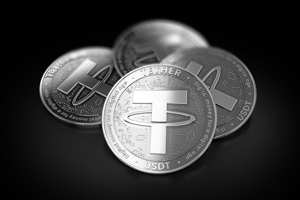 tether cryptocurrency price