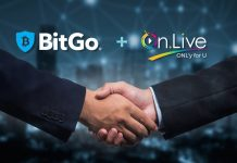 bitgo on.live