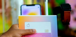 CryptoMode Apple Card