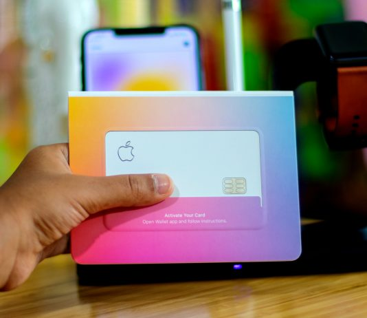 CryptoMode Apple Card
