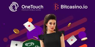CryptoMode Bitcasino OneTouch