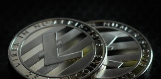 CryptoMode Litecoin Price Median Transfer Value
