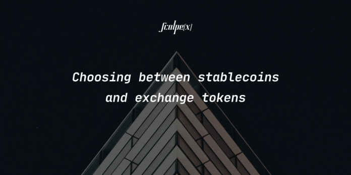 CryptoMode stablecoins Exchange Tokens