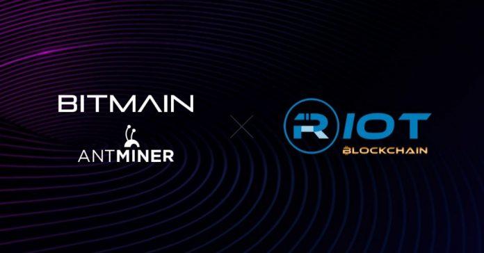 CryptoMode Bitmain Riot Blockchain