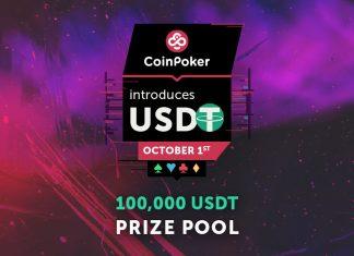 CryptoMode Poker USDT CoinPoker
