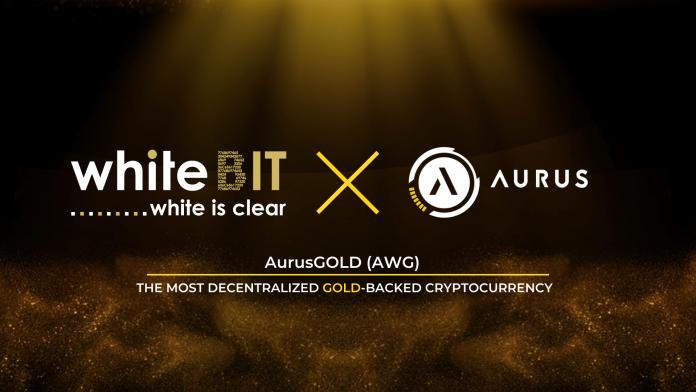 CryptoMode WhiteBIT AurusGOLD
