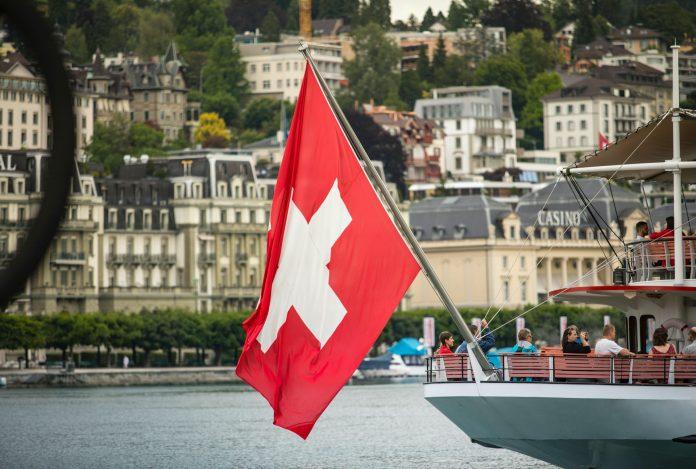 CryptoMode Swiss Helicopter Money