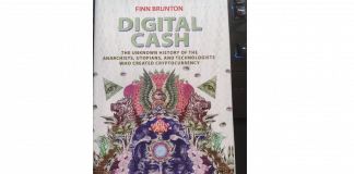 CryptoMode Finn Brunton Digital Cash