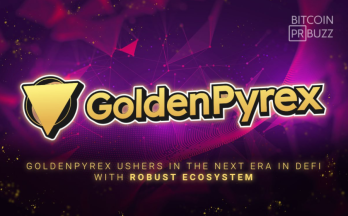 CryptoMode GoldenPyrex