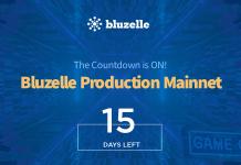 CryptoMode Bluzelle Production mainnet