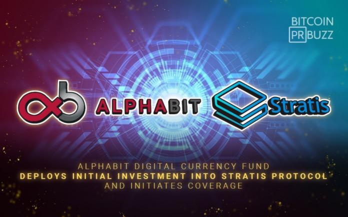 CryptoMode Alphabit Stratis