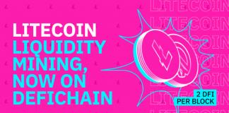 CryptoMode DeFichain Litecoin DeFi
