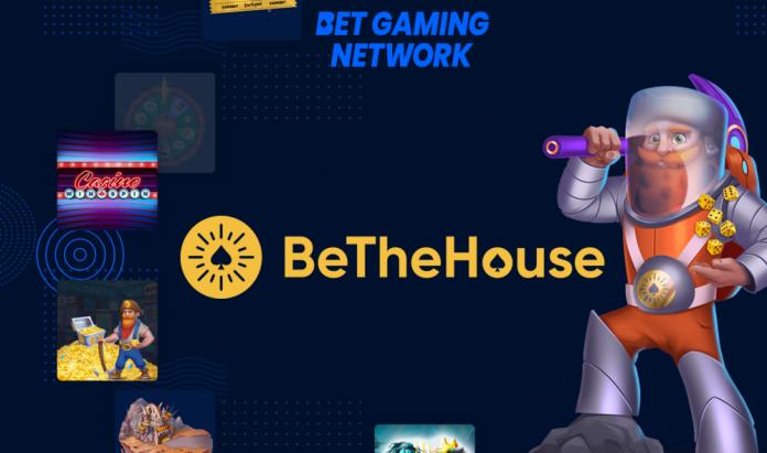 CryptoMode BeTheHouse