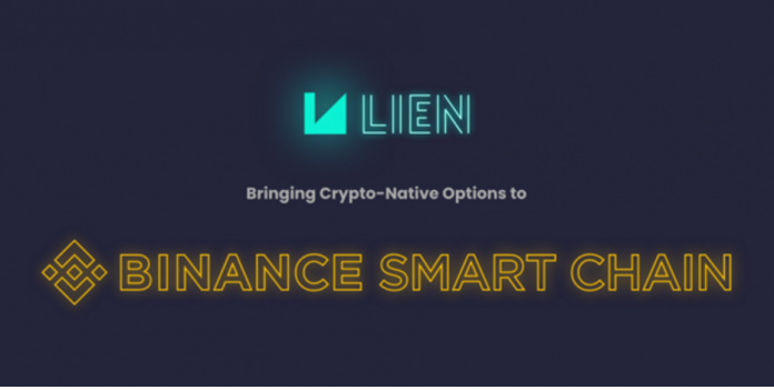 CryptoMode Lien Binance Smart Chain