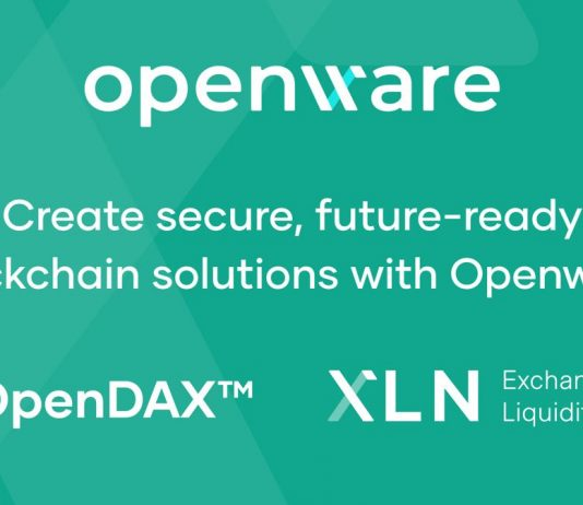 CryptoMode Openware OpenDAX Exchange Liquidity network
