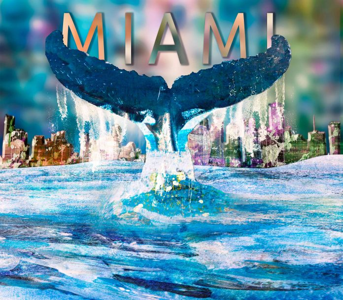 CryptoMode IBC Miami Art PR - Pic 1 Khurram Shroff
