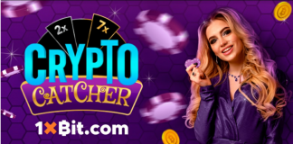CryptoMode 1xBit Lady Luck Crypto Catchers