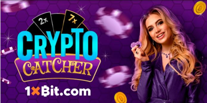 CryptoMode 1xBit Lady Luck Crypto Catchers