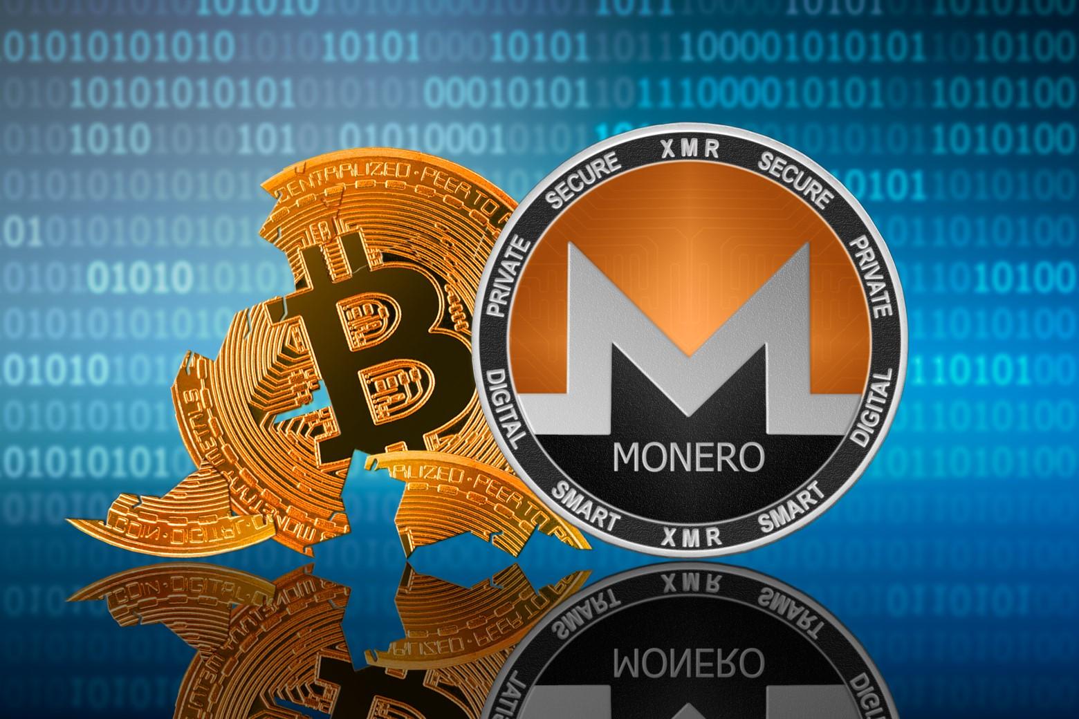 """Kotiravimas, """"Monero"""" vertė šiandien ir XMR kainų diagramos"""