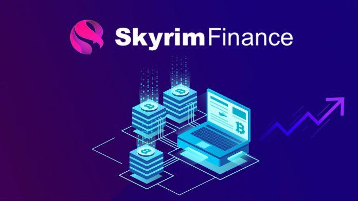 CryptoMode Skyrim Finance