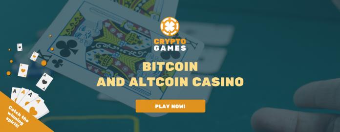 CryptoMode CryptoGames Casino