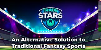 CryptoMode TradeStars Logo