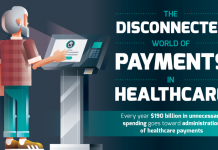 contactless check in for healthcare