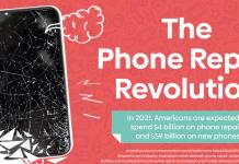 phone repair revolution