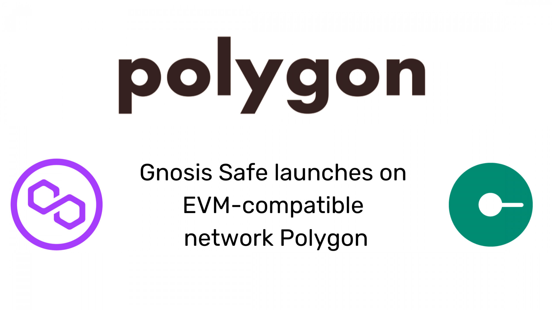 Gnosis Safe launches on EVM-compatible network Polygon • CryptoMode