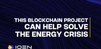 CryptoMode Blockchain Energy Crisis IOEN
